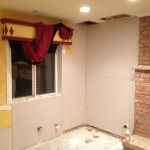 Bauer Construction Flood Repair Finishing