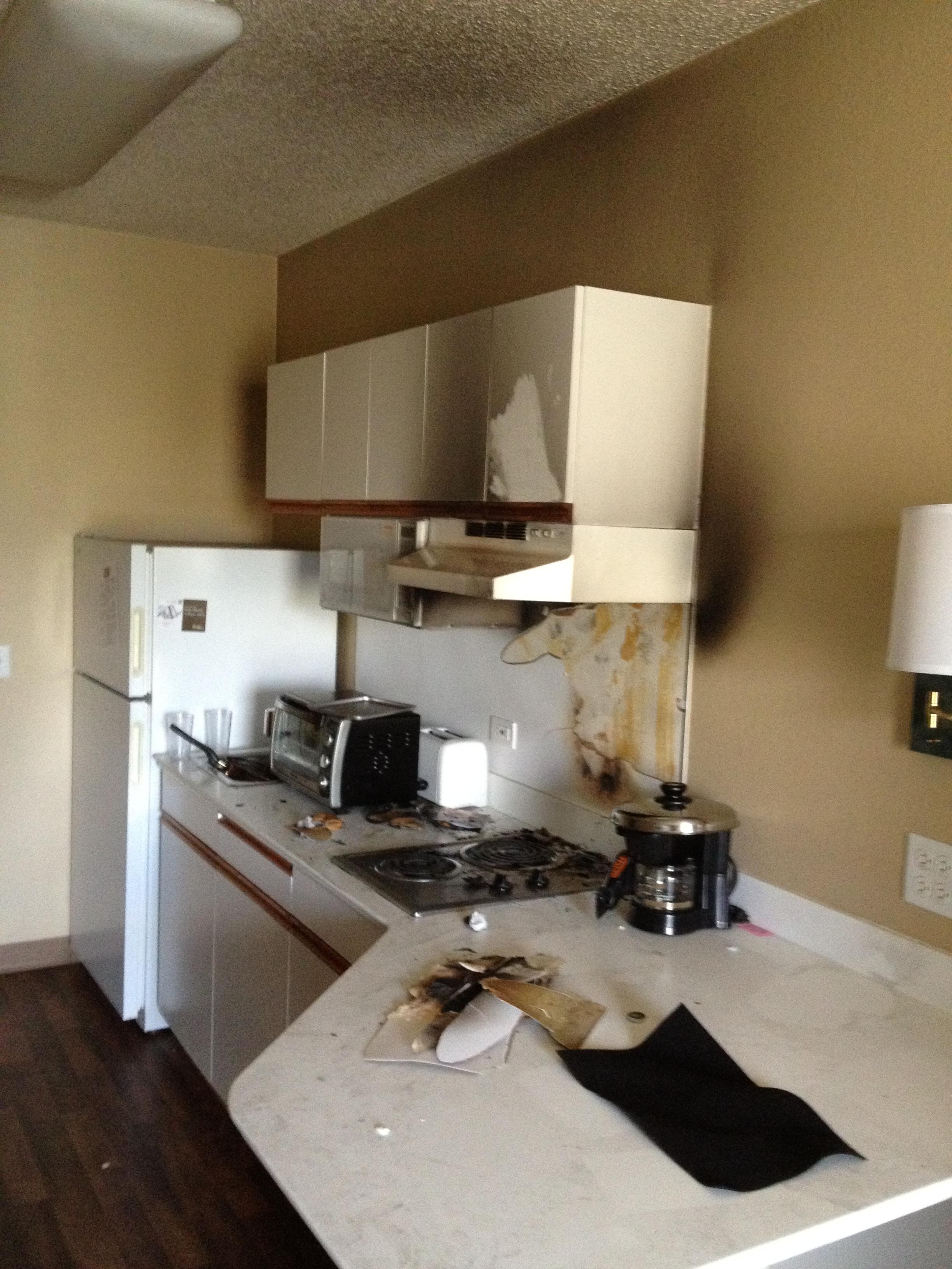 Fire Damage 1-1
