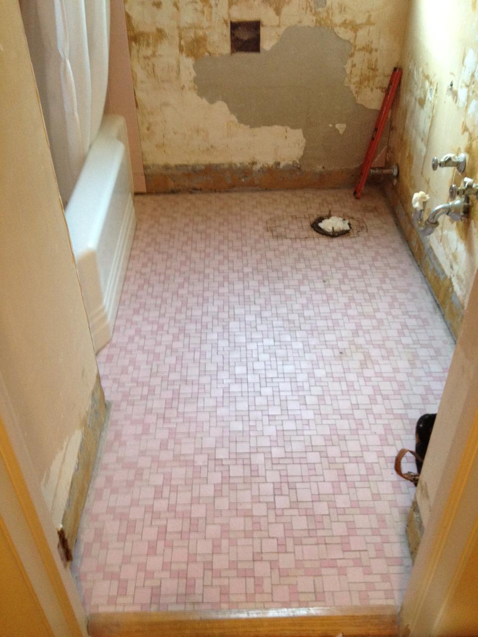 Tile Install 3-1